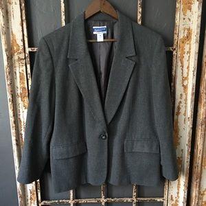 Pendleton 100% Virgin Wool Jacket/Blazer